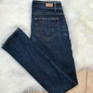 Paige Premium Blue Heights Skinny Jeans